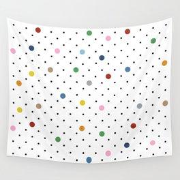 Pin Points Polka Dot Wall Tapestry