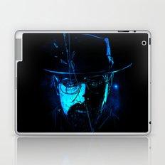 Mr. White (Crystal Blue) Laptop & iPad Skin
