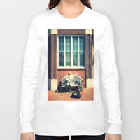 nashville Long Sleeve T-shirts featuring Spirit of Nashville by Peacockbutterfly  Art
