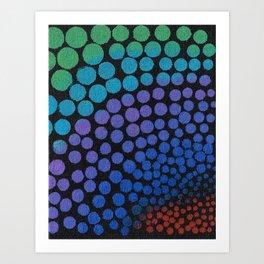 Lots of Dots Art Print