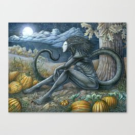 Autumnal Musings Canvas Print