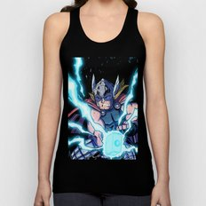 The Mighty THOR! Unisex Tank Top