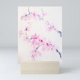 Cherry Blossoms Mini Art Print