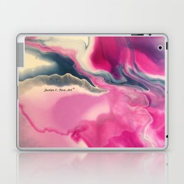 Stella - Original Abstract Painting Laptop & iPad Skin