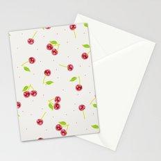 VERY CHERRY Stationery Cards
