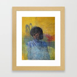 Swazi Art 4 Framed Art Print