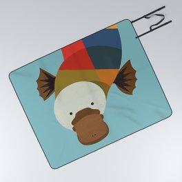 Platypus Picnic Blanket