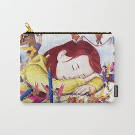Playful fairies Carry-All Pouch