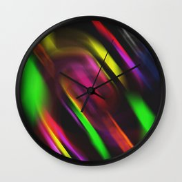 Abstrakt Concept Wall Clock