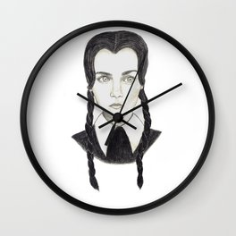 Wednesday Wall Clock