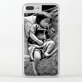 Innocence Clear iPhone Case