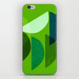 Wedges iPhone Skin