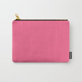 Midi Pink Valentine Sweetheart Carry-All Pouch