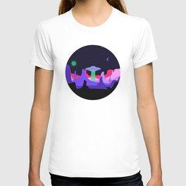 Hello ufo T-shirt