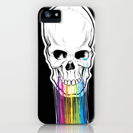 Skulls Are Still Cool iPhone Case