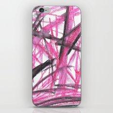 Scribble iPhone & iPod Skin