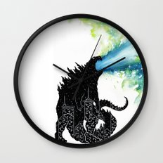 Urban Monster Wall Clock