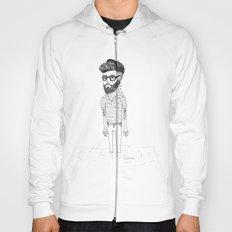 Hipster Rain Hoody