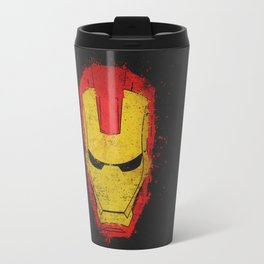 Iron Man splash Travel Mug