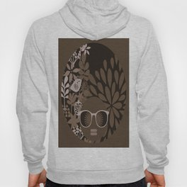 Afro Diva : Brown Sophisticated Lady Hoody