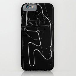 Watkins Glen International iPhone Case