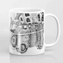 dream job Coffee Mug