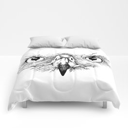 Eagle Eyes Comforters