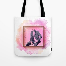 maestro in pink Tote Bag