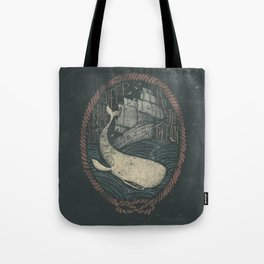 Deep Tote Bag