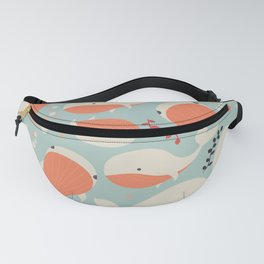 Whales 003 Fanny Pack