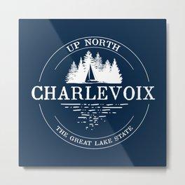 Charlevoix Metal Print