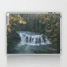 Lewis River Falls Laptop & iPad Skin