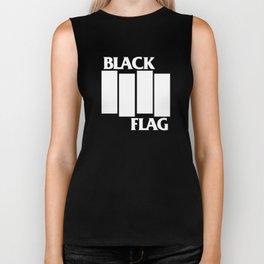 Black Flag Biker Tank