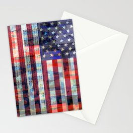 America 3 Stationery Cards