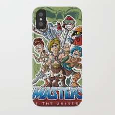 masters iPhone X Slim Case