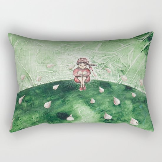 The Tale's Peasant Rectangular Pillow