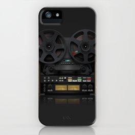 Open Reel 769 iPhone Case