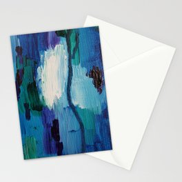 Rain on a Window Pane 1 Stationery Cards