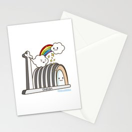 Catedral de Chillan Stationery Cards