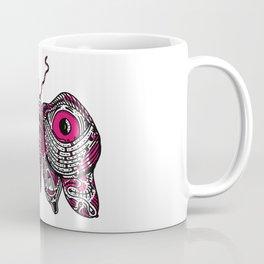 Fang Moth Coffee Mug
