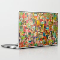murakami Laptop & iPad Skins featuring Pallet nº1 by Yago Murakami