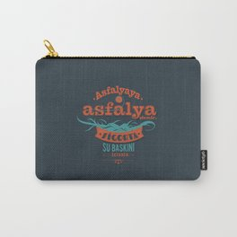 Asfalya Carry-All Pouch