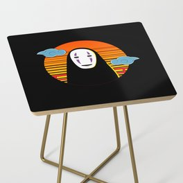 No Face a Lonely Spirit Side Table