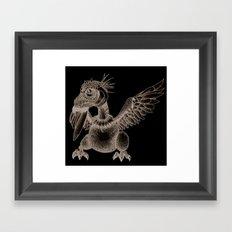 Iguageon Framed Art Print