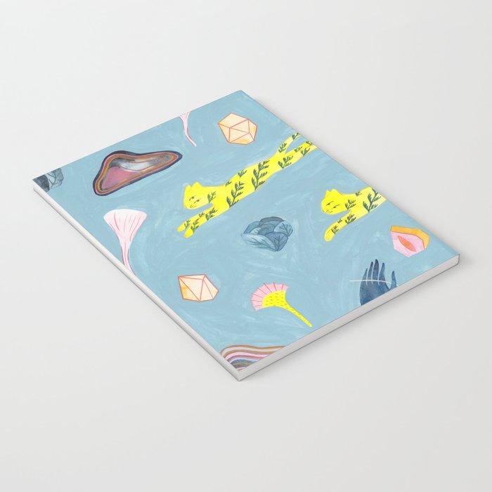Flying Kitties Notebook