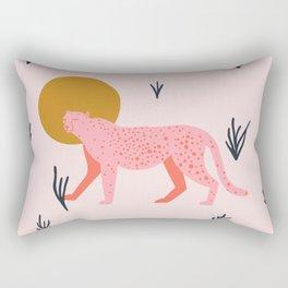 trot cat Rectangular Pillow