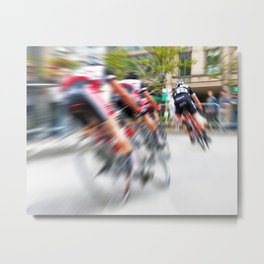 Lucky Number 13 Metal Print