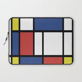 Mondrian 3 #art #mondrian Laptop Sleeve