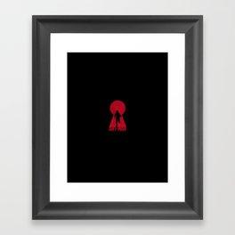ANT–MAN Framed Art Print