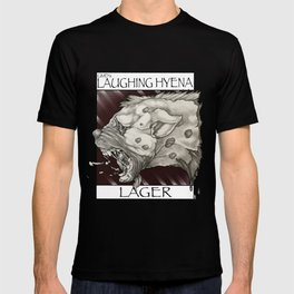 GMDs Laughing Hyena Lager T-shirt